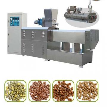 Fully Automatic Dry Pet Dog Food Pellet Extruder Machine