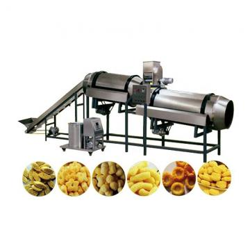 Rice Corn Puff Food Snack Extruder Making Machine Manufacturer Price for Sale