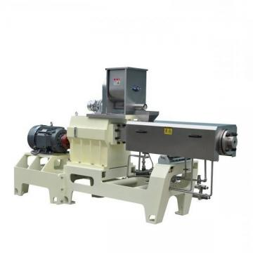 Double Screw Extruder Core Filled Rice Snack Food Processing Line/Snake Food Making Machine