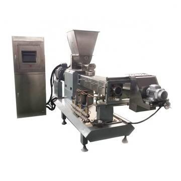 Puff Snack Food Extruder Cheeses Ball Making Machine Production Line