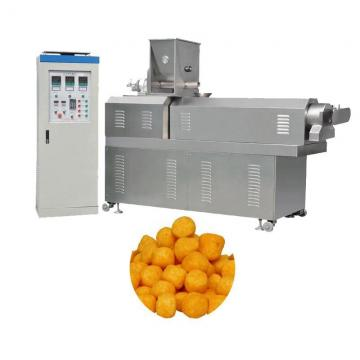 Automatic and Good Taste Cheeses Ball Snack Food Extruder Making Machine for Sale
