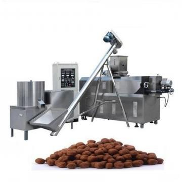 Pet Dog Cat Chewing Food Pellet Machine Pet Food Production Line Making Extruder Equipment Dog Food Machine Price