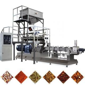 Automatic Floating Fish Food Processing Extruder Machine