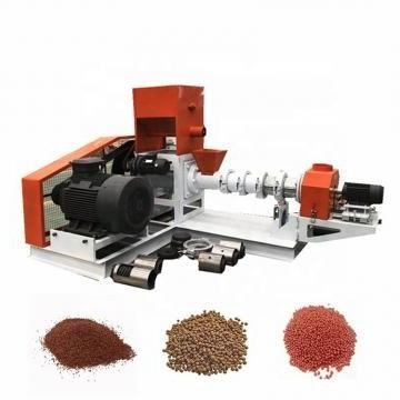 Automatic Industry Floating Fish Pellet / Sinking Fish Pellet / Fish Food Pellet Machine