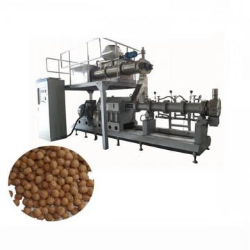 2 Head Floating Fish Feed Pellet Machine with Stainless Steel