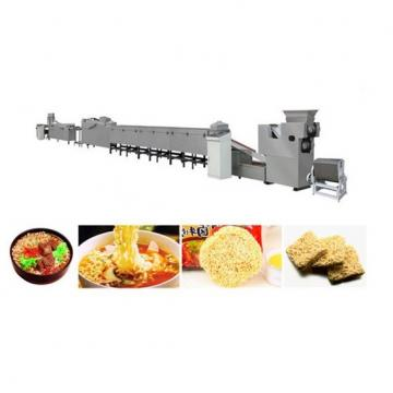 Commercial Low Price Mini Fried Scale Instant Automatic Noodle Making Machine