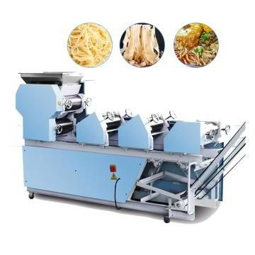 Automatic Snack Food Fried Instant Noodle Maker Machine