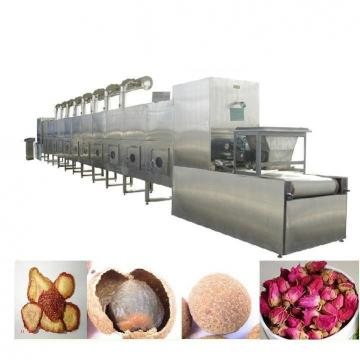 fruits and vegetables microwave drying machine