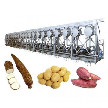 Small Sweet Potato Processing Machinery for Starch Extraction Cassava Starch Extraction Machine