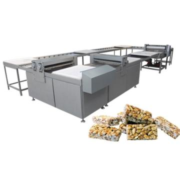 Automatic Candy Cereal Energy Chocolate Bar Wrapping Machinery