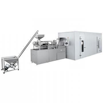 Automatic Chocolate Oat Meal Cereal Bar Forming Machine