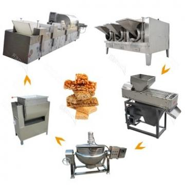 Ce Certificate Flow Automatic Cereal Bar Packing Machine
