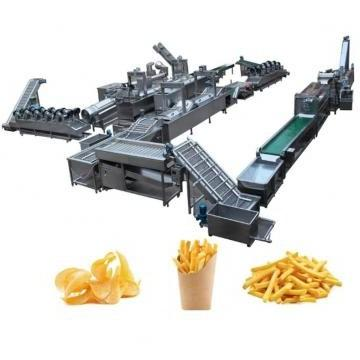 New Model Semi- Automatic Frozen French Fries Making Producing Line